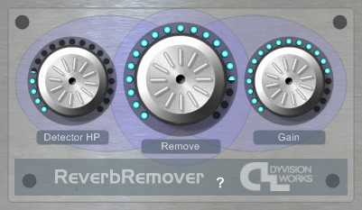 DyVision Reverb Remover Plug-in